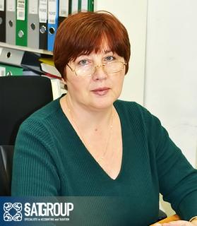 Наталья Борисовна Данилова