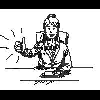 Главный бухгалтер с частичным присутствием